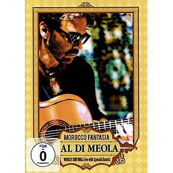 Al Dimeola - Morocco Fantasia [DVD] USA import