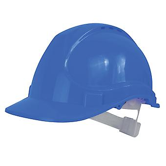 Scan Safety Helmet Blue SCAPPESHB