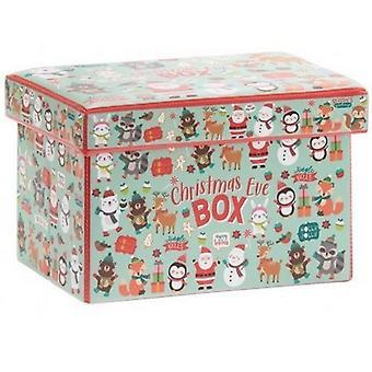 Character Print Christmas Eve Box