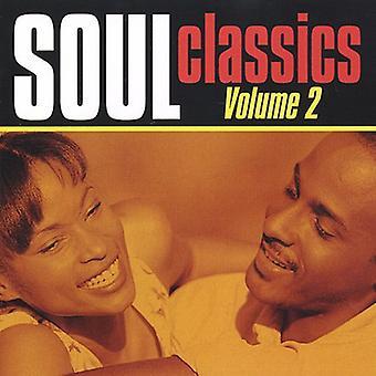 Soul Classics - Vol. 2-Soul Classics [CD] USA import