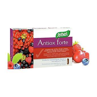 Antiox Forte 40 capsules (Strawberry - Blueberries - Raspberry)