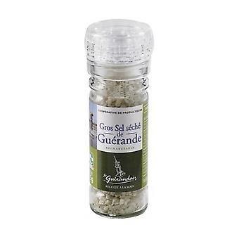Coarse dried salt refillable mill 75 g