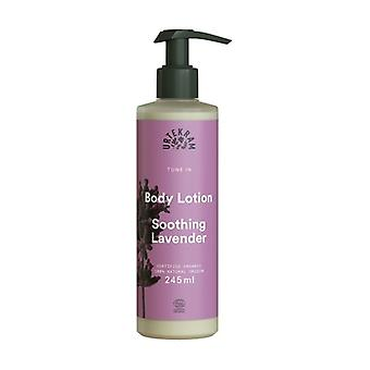Lavender Soothing Body Lotion 245 ml of cream