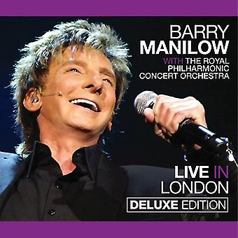 Barry Manilow - Live in London [CD] USA import