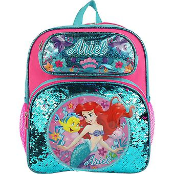 Small Backpack - The Little Mermaid - Ariel Reverse Sequins 12