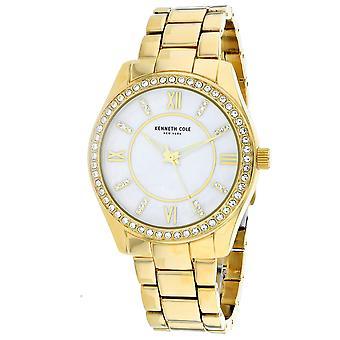 135, Kenneth Cole Femmes 's KC50739003 Quartz Gold Watch