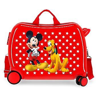 Mickey és pluto red riding tok