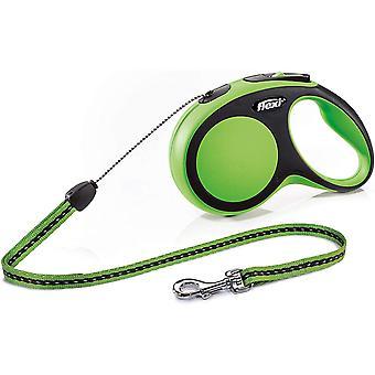 Flexi Comfort 1 - Petit cordon de 8m - Vert