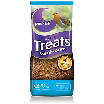 Peckish Meelwormen - 1kg