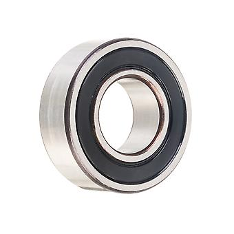 NSK 2206-2RSTN Double Row Self Aligning Ball Bearing 30x62x20mm