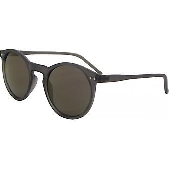 Sunglasses Unisex around Kat. 3 matte grey/violet (16-104C)