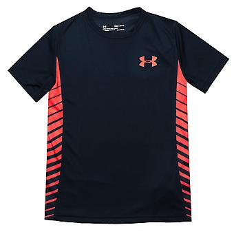 Boy's Under Armour Infant Mark 1 T-Shirt in Blue