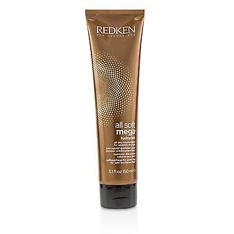 All soft mega hydramelt (all day nourishment for severely dry hair) 223960 150ml/5.1oz