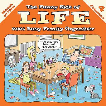 Otter House 2021 Wall Calendar - The Funny Side Of Life