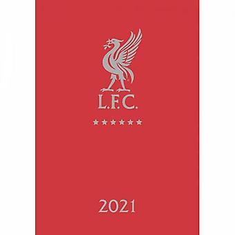 Liverpool A5 Dagboek 2021
