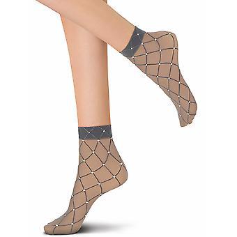 Oroblu Grid Socks