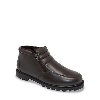 Chums Mens Thermal Lined Twin Zip Boot