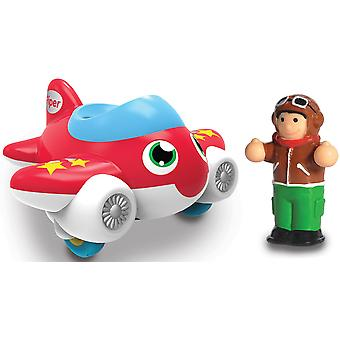 WOW Toys My First WOW Jet Plane Piper