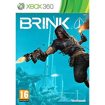 Brink Game XBOX 360 [Used - Like New]