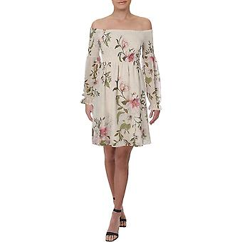 Gæt | Eria Floral Off-the-Skulder Sundress