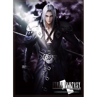 Final Fantasy TCG FF7- Dissidia Sephiroth Sleeves (60 Pack)