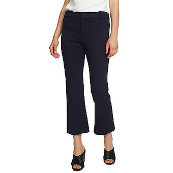 1.State | Pinstriped Kick-Flare Pants