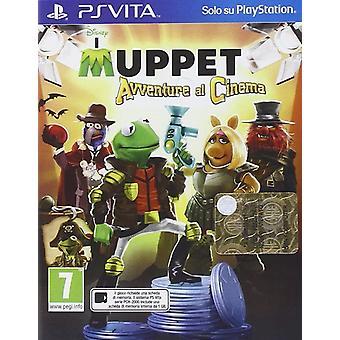 I Muppet Avventure al Cinema PS Vita (Italian Box - Multi-Language In Game)