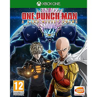 One Punch Man A Hero Nikto nevie, Xbox One hry