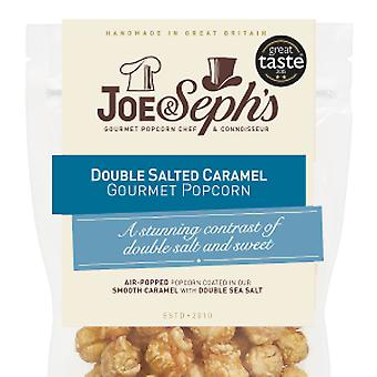 Double Salted Caramel Popcorn