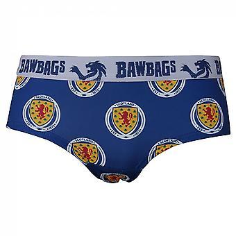 Bawbags Women's Cool De Sacs Alusvaatteet - Skotlannin maajoukkue