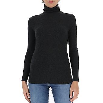 Fabiana Filippi Mad220w049d3208148 Women's Black Wool Sweater