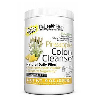 Terveys Plus Paksusuolen puhdistus Kaikki luonnollinen makeutusaine, Ananas Stevia 9 OZ