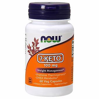 Jetzt Lebensmittel 7-Keto, 100 mg, 60 Veg Caps
