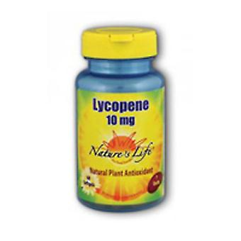Nature's Life Lycopeen, 10 mg, 60 softgels