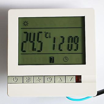 Temperature Controller Lcd Display Screen Wifi Tuya App Weekly Programmable Room Thermostat