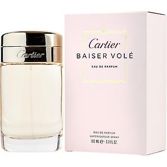Cartier Baiser Wühlmaus Eau de Parfum Spray 100ml