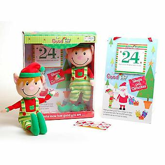 The good elf - advent calender and toy
