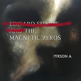 Edward Sharpe & the Magnetic Zeros - importazione di Persona [Vinyl] Stati Uniti d'America
