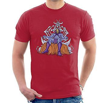 Masters Of The Universe Skeletor Throne Of Bones Men''s T-Shirt
