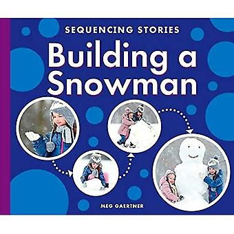 Building a Snowman (Sequencing Stories)