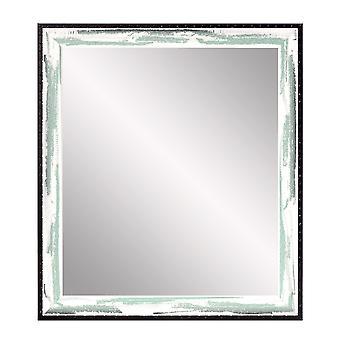 Miroir industriel d'accent de sauge