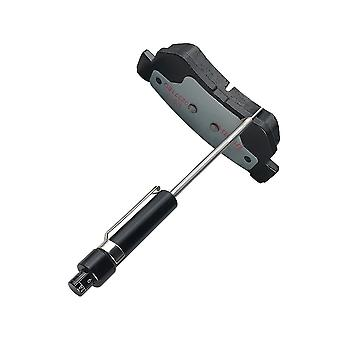 車のブレーキパッドのテスター車のブレーキブロックの厚さゲージ測定ツール