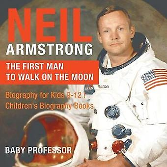 Neil Armstrong - The First Man to Walk on the Moon - Biography for Kid