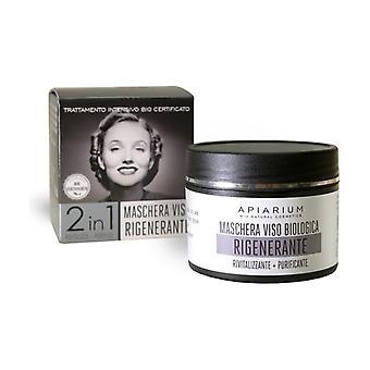 Bio Regenerating Face Mask 50 ml of cream