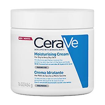 Moisturizing Cream for Dry and Very Dry Skin 454 ml of cream