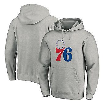 Philadelphia 76ers Löysä Pullover Huppari PUSERO WY304