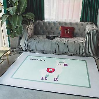Crawling Pad, Nordic Living Room Carpet Door Bedroom Bedside Lovely Home Simple