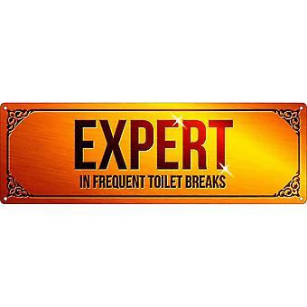 خبير غريندستور في فواصل المرحاض المتكررة لوحة