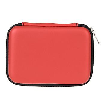 Hard Disk Bag Case Zipper For External Hard Drive Disk/electronics Cable