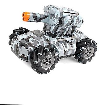 2.4g drifting water bomb assaulttank-remote control car